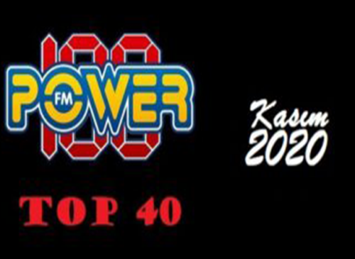 Power Fm Top 40 Listesi Coutdown 29.11.2020